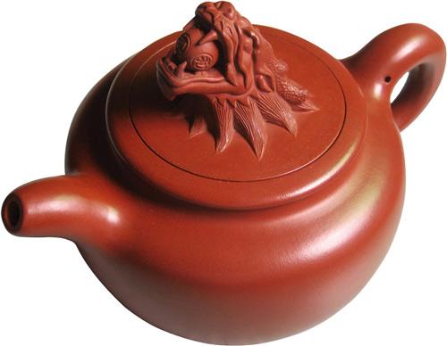 季汉生以宜兴紫砂创作促进文化艺术发展