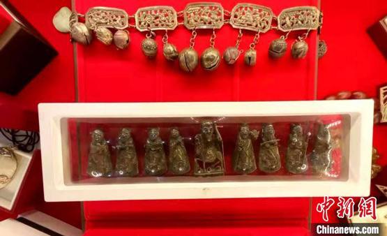 山西老银匠37年坚持手工制作银器:希望培养更多手工艺人