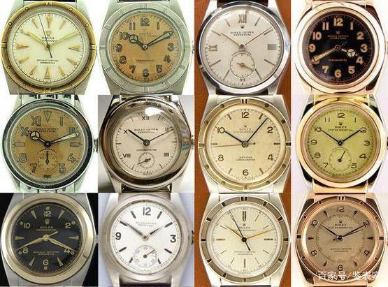 高收藏值二手腕表款盘点