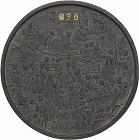 台北故宫博物院藏明代名家程君房墨品