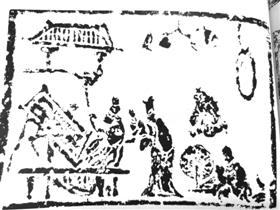 从画像石看汉代徐州发达的纺织业