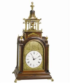 紫禁城里的清光绪苏州制钟