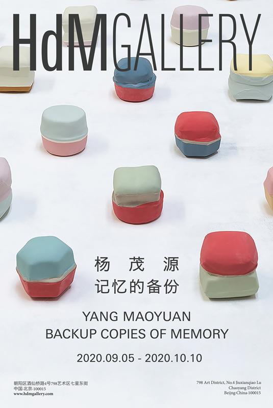 杨茂源 | 记忆的备份