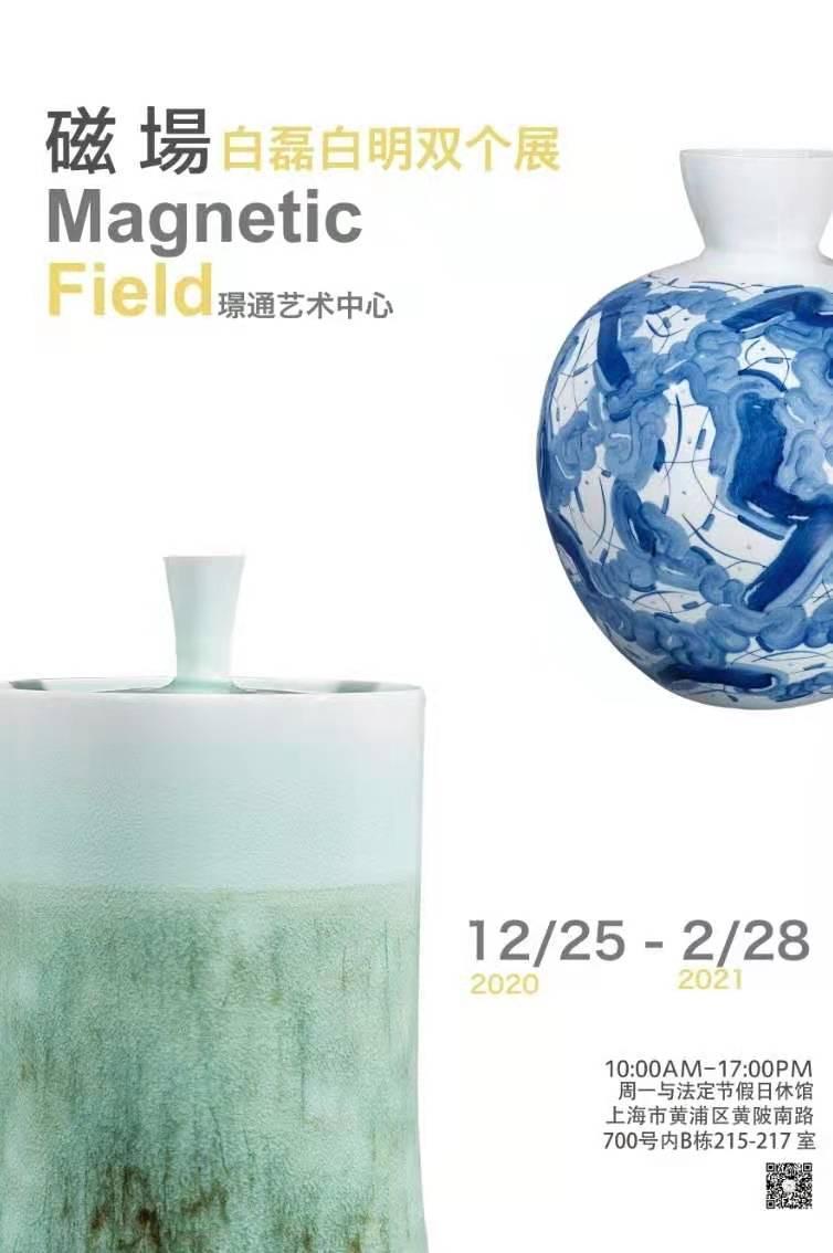 磁场――白磊白明双个展