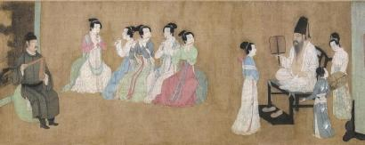 《韩熙载夜宴图》的迷与谜
