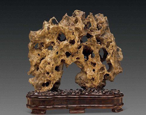 太湖石的收藏及鉴赏