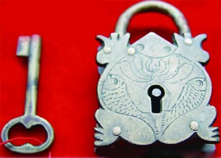 话说古锁具的收藏