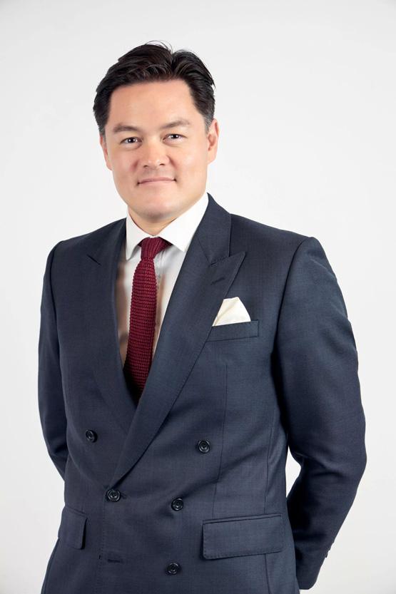 富艺斯宣布升任陈遵文为亚洲区主席