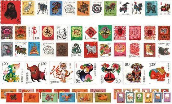 邮票收藏中的八大坑