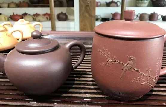 40目和60目的紫砂壶你选哪个?