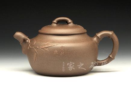容竹壶:在传统的基础上创新 赋予新的生命力