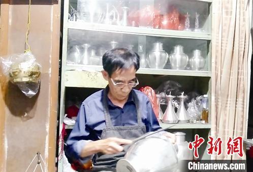 """浙江非遗传人的""""打�J情缘"""":这门手艺不能丢"""