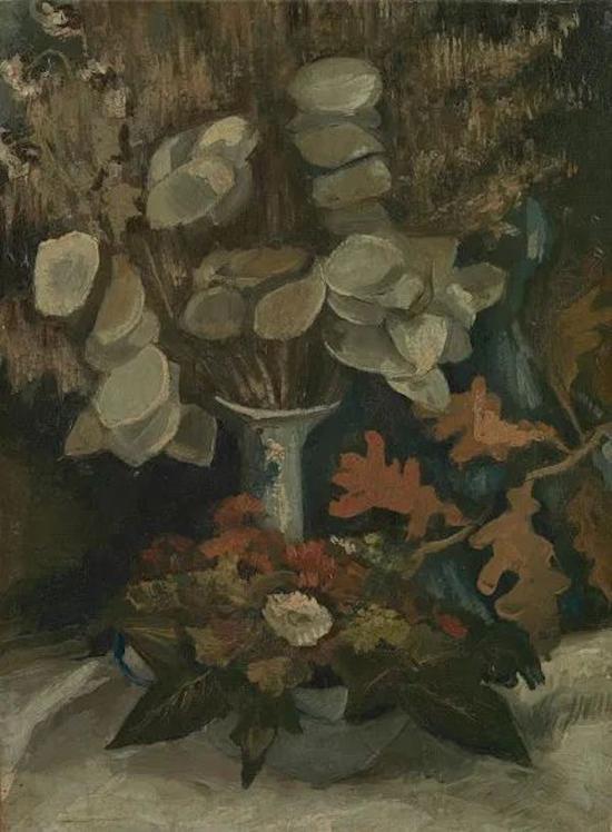 你所不了解的梵高 被绘画耽误的花艺师