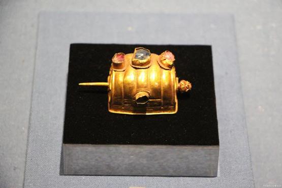 金器的保护方法及品相价值