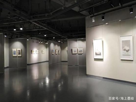 """""""文墨了凡""""2020水墨艺术邀请展开幕"""