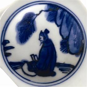 从明清古瓷片遍览科举时代故事