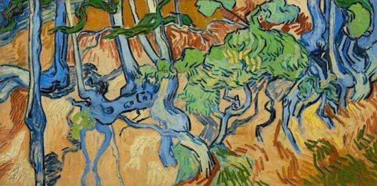 梵高绝笔之作与创作地被确定 离奥维尔故居数百米