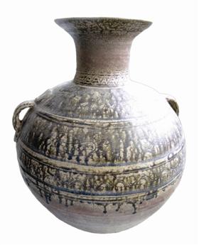 原始青瓷大罐彰显华夏先人智慧