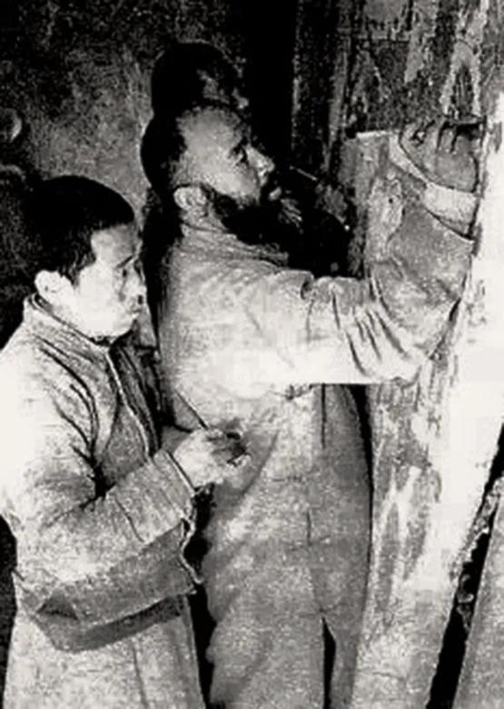张大千最美的《初唐大士》亮相华艺国际北京拍卖