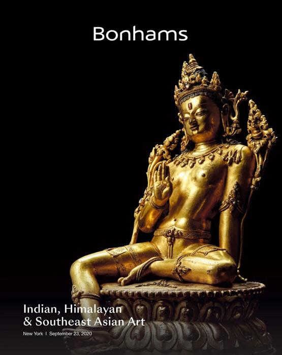 纽约邦瀚斯|印度、喜马拉雅及东南亚艺术