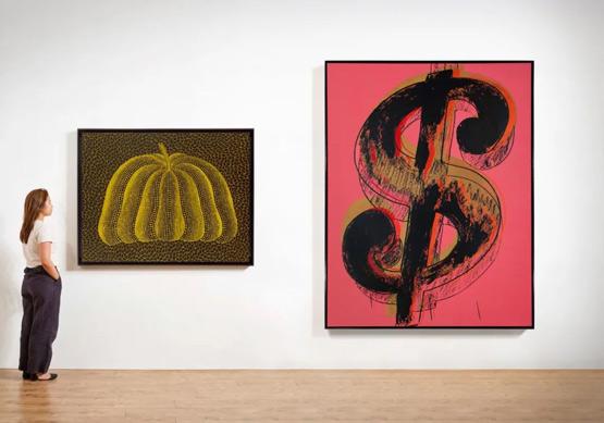 波普艺术巨匠的对话:香港秋拍呈献安迪・沃荷及草间弥生代表杰作