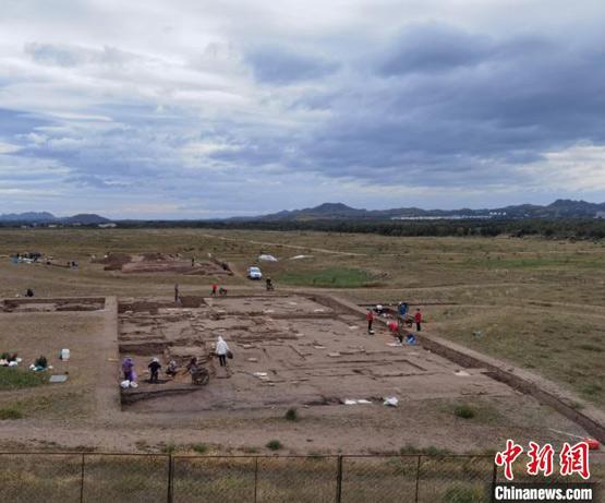 辽上京遗址发现规模最大皇家寺院