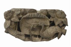 典雅庄重 立体感强:明清徽州砖雕