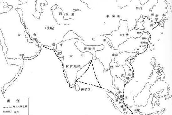 重读黑石号:唐代沉船里的千年扬州梦