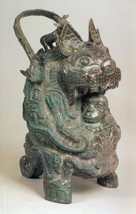 提到人虎之争的青铜器 你会想起哪件文物