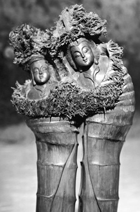 中小收藏者的介入佳品:古代竹雕