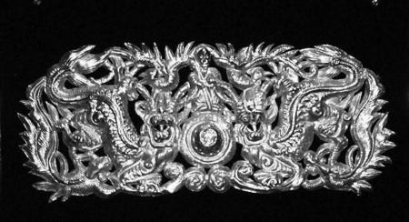 传统银饰收藏风情万种