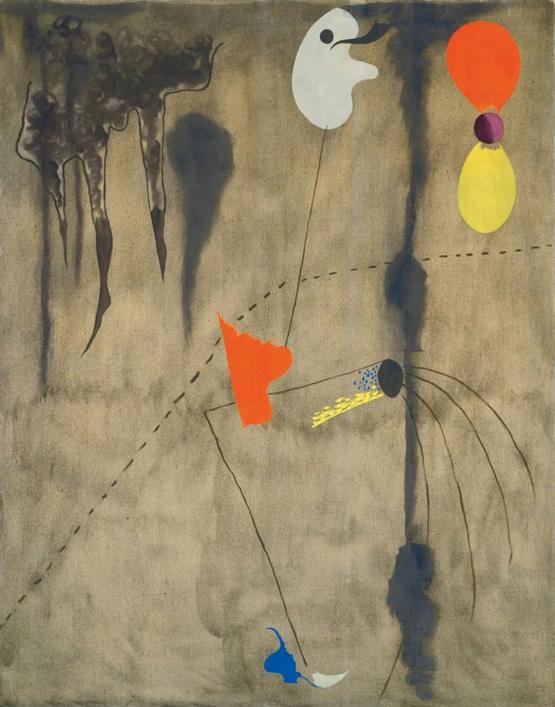 马格利特、米罗及恩斯特珍贵杰作将领衔伦敦超现实主义艺术晚间拍卖