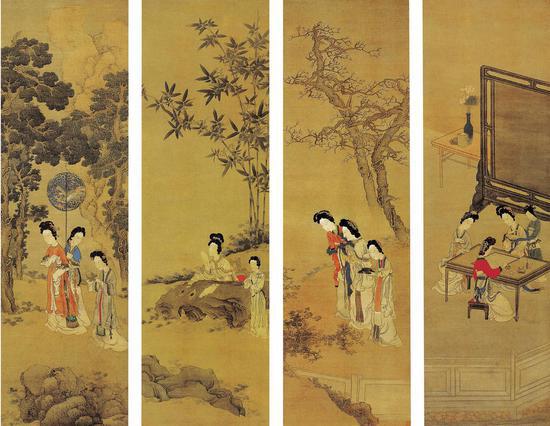 那些我们熟悉的唐诗里 铺展了怎样的唐人生活画卷