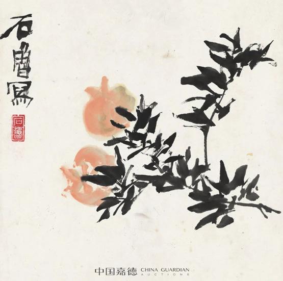 花花视界:石榴——火红的花 吉祥的果