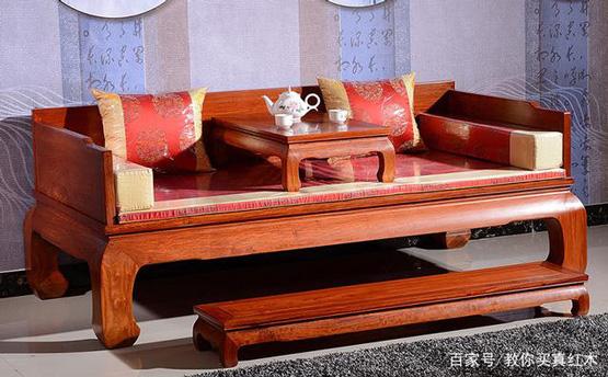 刺猬紫檀与老挝红酸枝红木家具哪种更有收藏价值