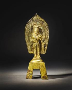 纽约苏富比:铜鎏金佛像珍藏特展