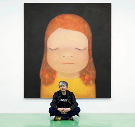 """奈良美智:懂我的人 不会只觉得我的画""""卡哇伊"""""""