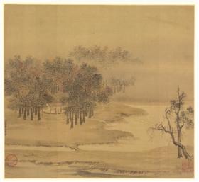 克利夫兰艺术博物馆:宋代绘画精华
