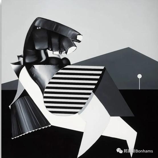 日本战后大师、国际街头流行艺术领衔香港邦瀚斯「当代艺术」拍卖