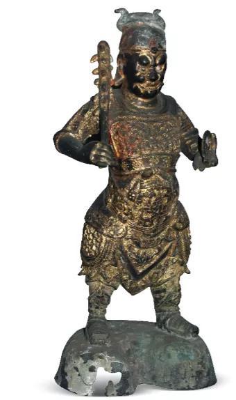 崇文塔瘗藏明代佛道教金铜造像-中国现代收藏网