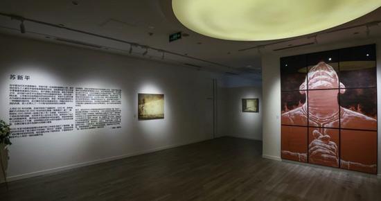 苏新平同名个展于金杜艺术中心开幕