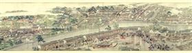 古画里的烟火繁华-中国现代收藏网